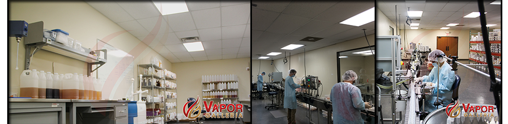 Vapor Galleria Franchise Labs