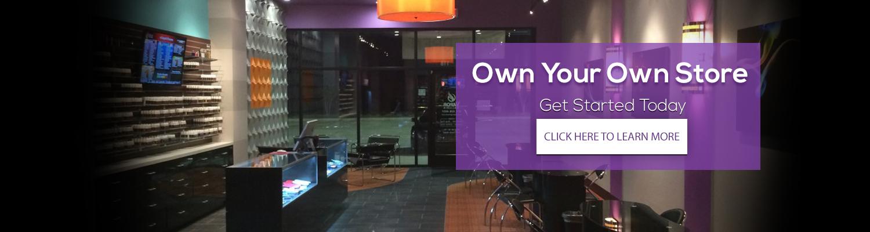 Vapor Galleria Franchise Opportunity Banner